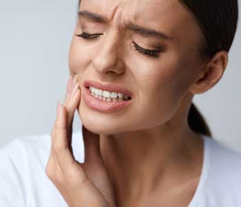 Toothache problems image