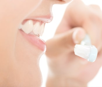 Proper Brushing, Flossing Combined With Regular Dentist Visits are the foundations of good dental care