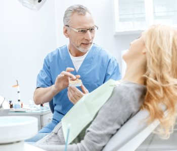 West Ashley area patients ask about the benefits of dental crowns from dentist