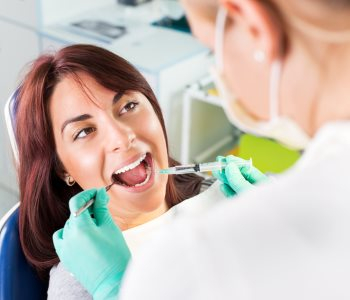 Mouth Carolina Dentistry, PA Patients in the West Ashley, SC community ask, does the placement of Dental Crowns hurt?