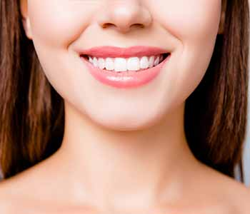 Teeth whitening treatments are always best performed with a trained dentist.