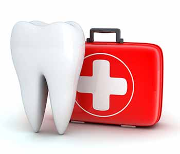 Tips and suggestions for emergency dental care