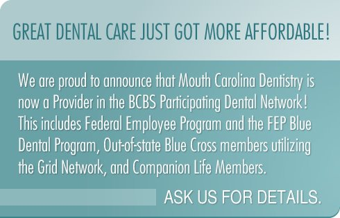 Dentist Charleston - Great Dental Care Just Got More Affordable