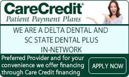 Charleston Dentist - Care Creadit Providing